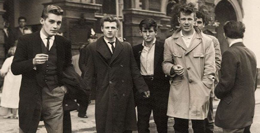 Men's 50s Fashion - What Did Men Wear In the 1950s?