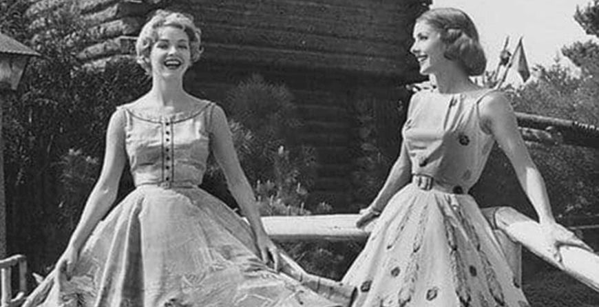 1950s Fashion Style And How To Recreate A Vintage 50s Look