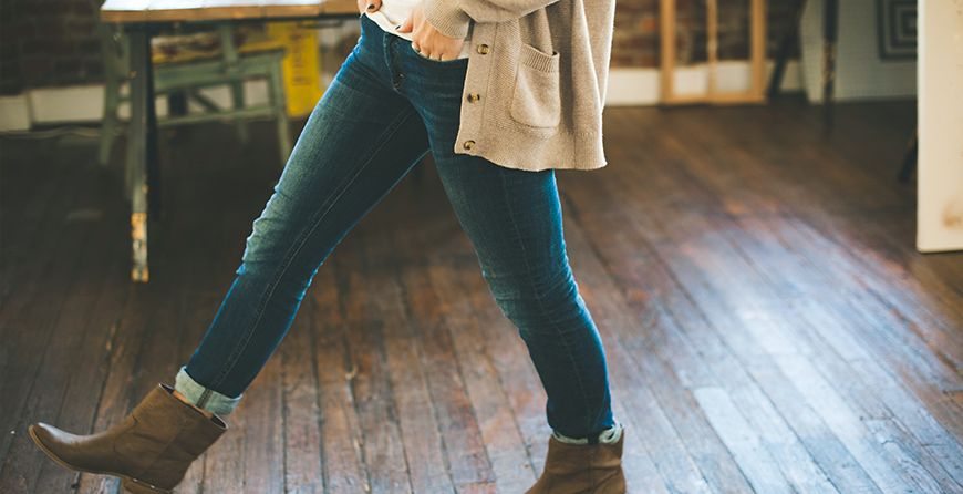 What to Look For When Buying Jeans For Your Body type
