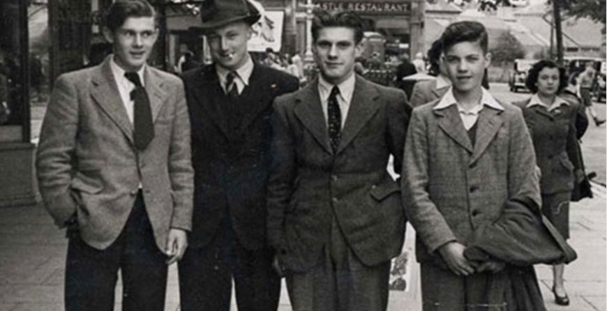 Retro Fashion For Men: What Clothing Did Men Wear In the 1930s?