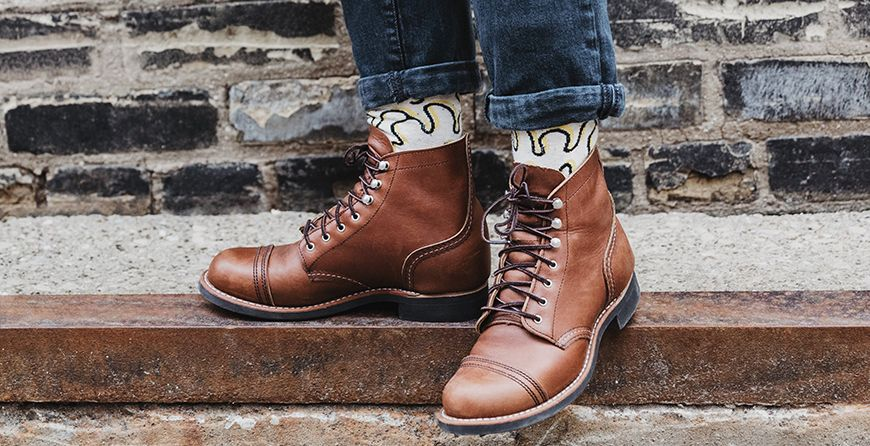 How to Style Men's Ankle Boots