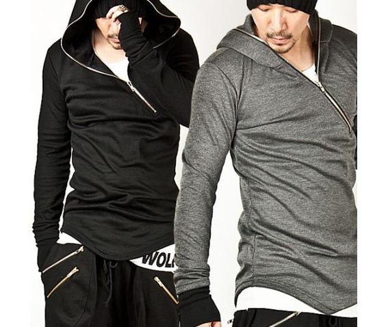 asymmetric_diagonal_zipper_accent_arm_warmer_hoodie_charcoal_hoodies_and_sweatshirts_2.jpg