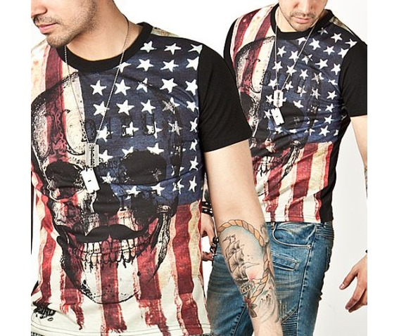 striking_us_flag_motive_skull_rock_band_vintage_slim_tee_tees_2.jpg