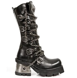 Gothic Calf Boots Rock Mpx Collection 1017 S1