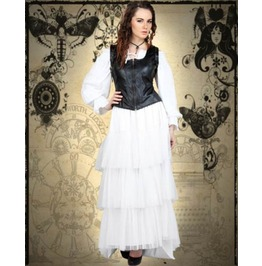 Steampunk Neo Victorian Gothic Rolstan Heney 3 Pc Ensemble Dress S1024
