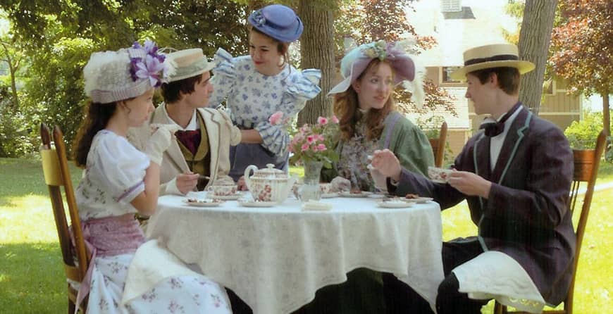 Hosting A Victorian tea Party