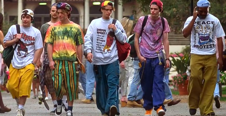 Grunge Fashion: The History Of Grunge & 90s Fashion