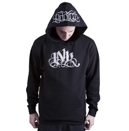 'ink Meas' Men's Midweight Pullover Hoodie