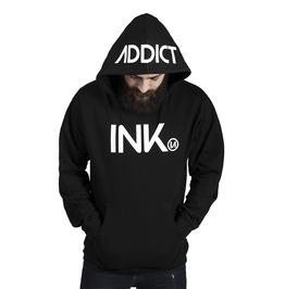 Ink Men's Midwieght Pullover Hoodie
