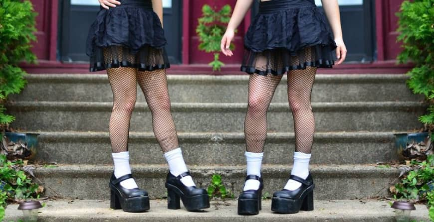 Put A Schoolgirl Spin On Your Goth Look With These 7 Pairs Of Demonia Mary Janes