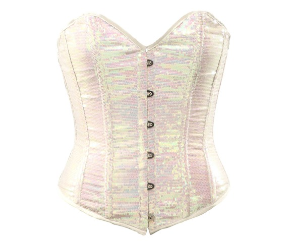 white_sequin_fabric_steel_boning_corset_waist_cincher_bustier_bustiers_and_corsets_4.jpg