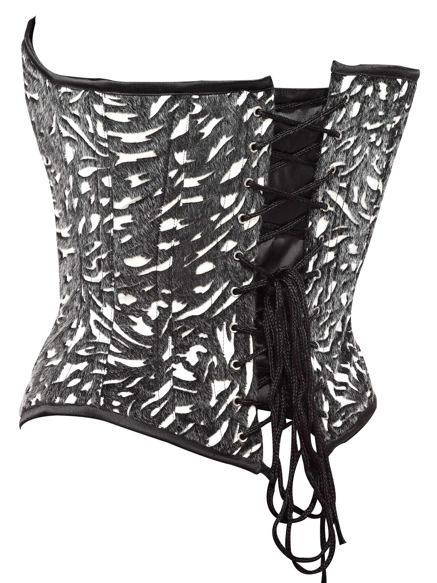 black_fur_embossed_fabric_cutwork_steel_boning_corset_waist_cincher_bustier_bustiers_and_corsets_3.jpg