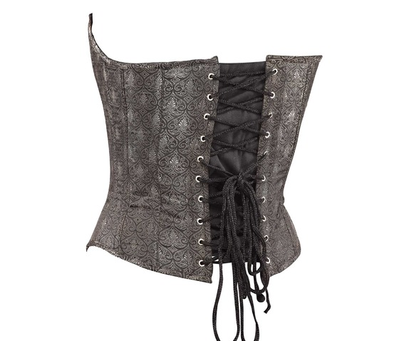 brown_brocade_fabric_steel_boning_corset_waist_cincher_bustier_bustiers_and_corsets_3.jpg
