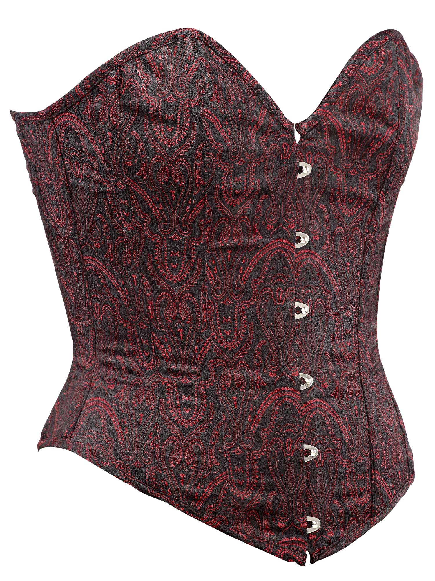 brown_ethnic_brocade_fabric_steel_boning_corset_waist_cincher_bustier_bustiers_and_corsets_4.jpg