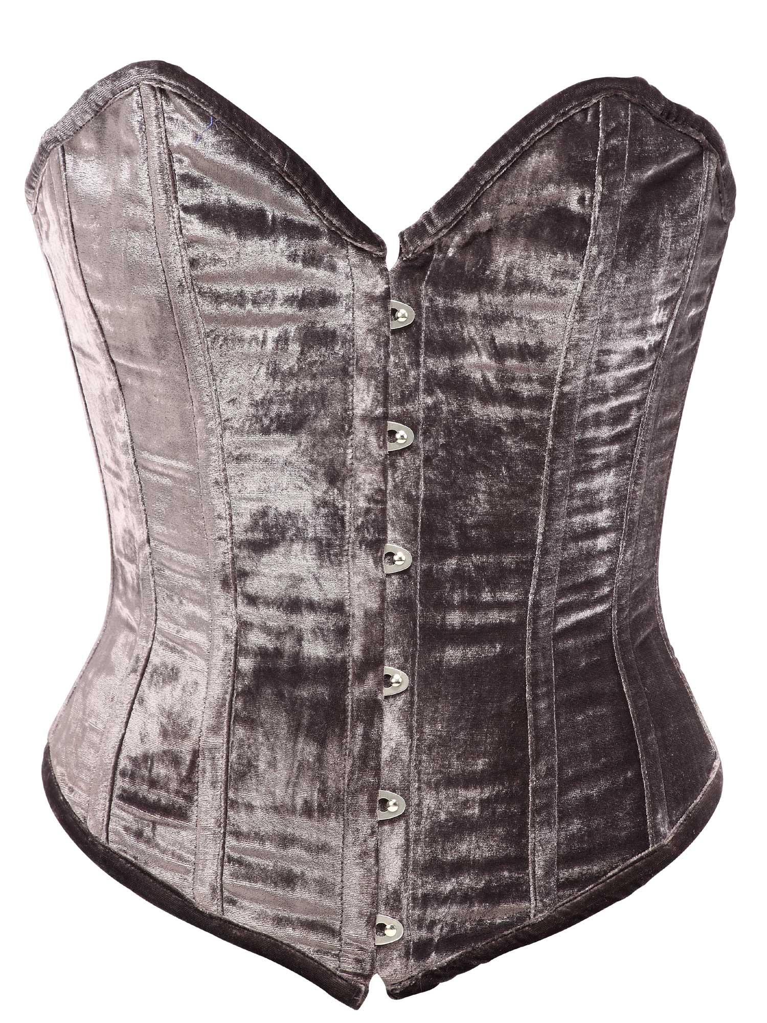 sand_color_velvet_fabric_steel_boning_corset_waist_cincher_bustier_bustiers_and_corsets_5.jpg