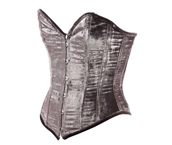 sand_color_velvet_fabric_steel_boning_corset_waist_cincher_bustier_bustiers_and_corsets_4.jpg