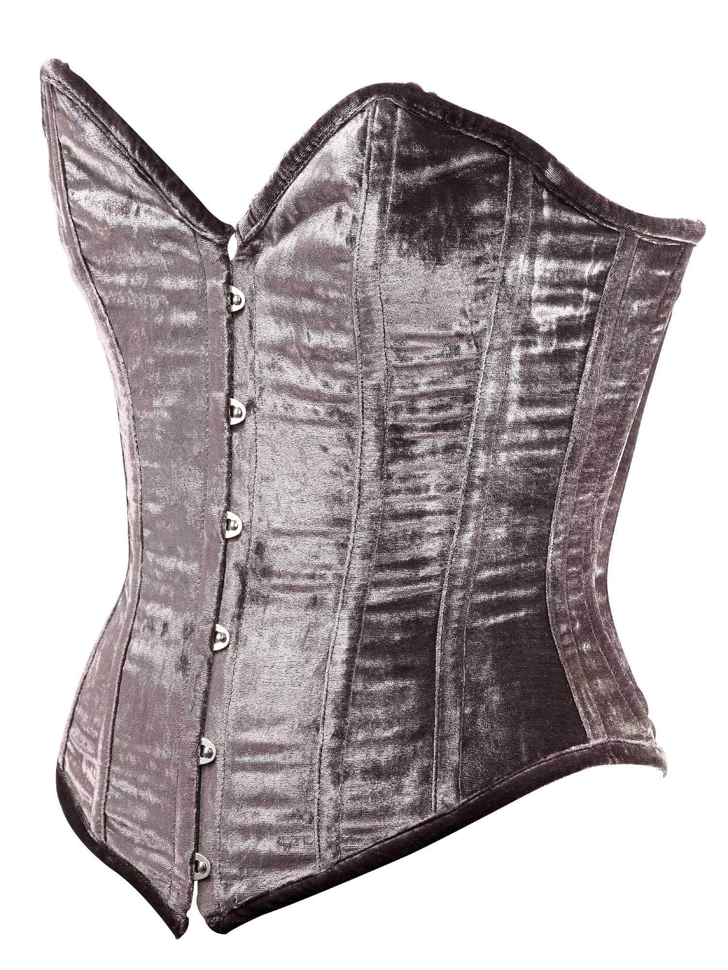 sand_color_velvet_fabric_steel_boning_corset_waist_cincher_bustier_bustiers_and_corsets_4.jpg