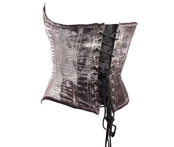 sand_color_velvet_fabric_steel_boning_corset_waist_cincher_bustier_bustiers_and_corsets_3.jpg