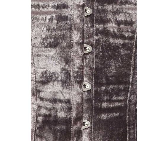 sand_color_velvet_fabric_steel_boning_corset_waist_cincher_bustier_bustiers_and_corsets_2.jpg