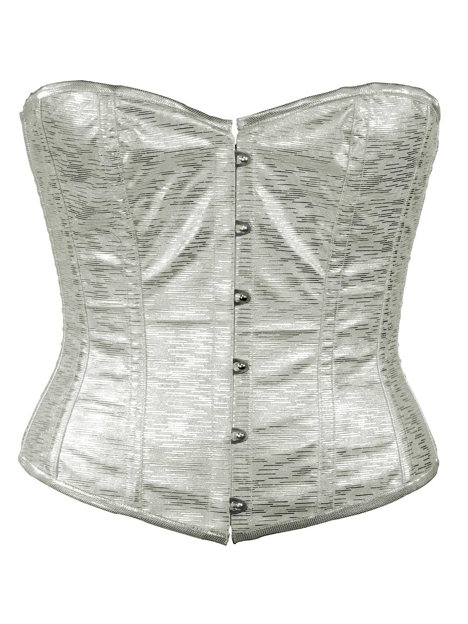 silver_faux_leather_fabric_steel_boning_overbust_corset_waist_cincher_bustier_bustiers_and_corsets_5.jpg