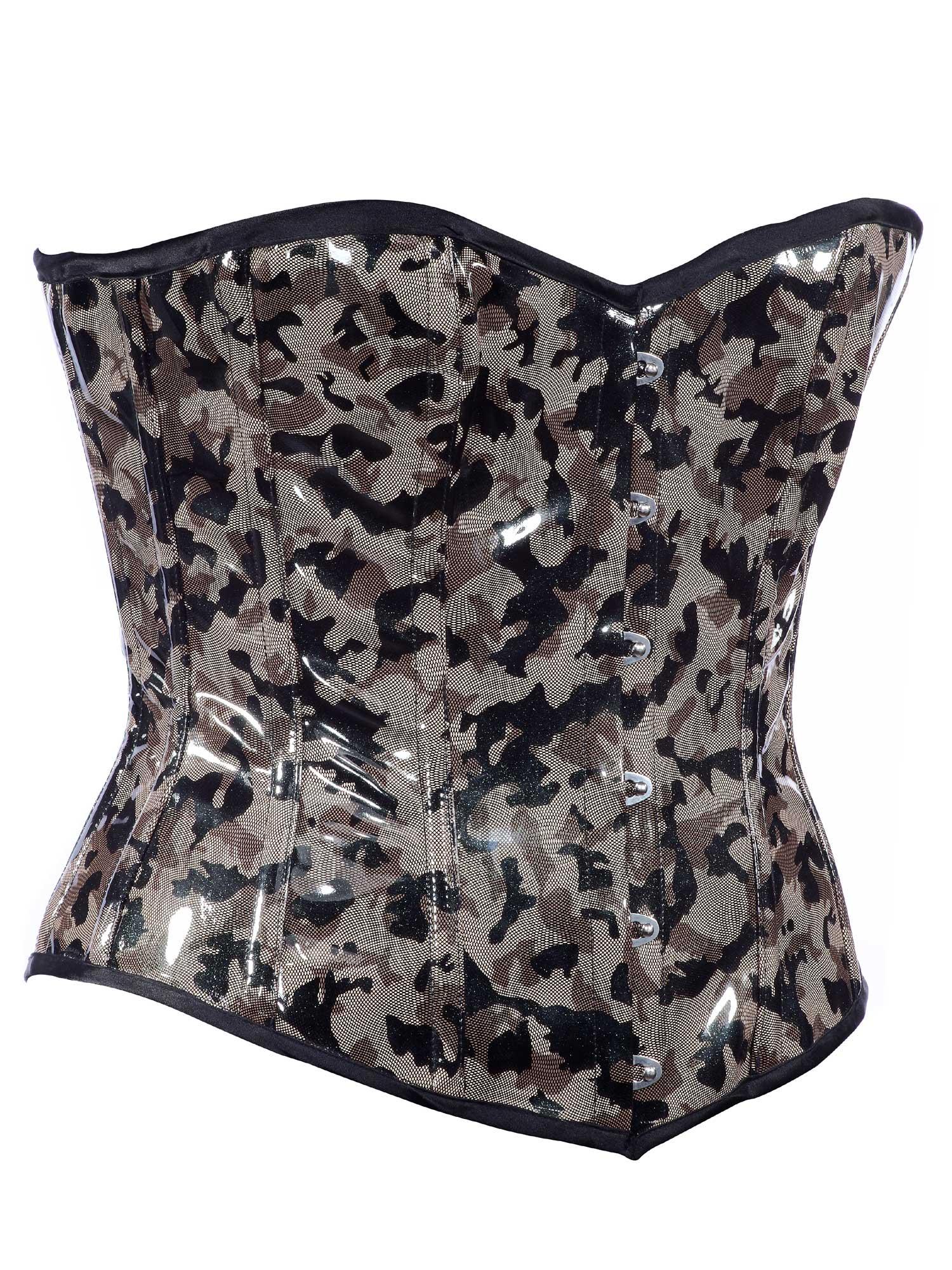 green_military_print_fabric_steel_boning_overbust_corset_waist_cincher_bustier_bustiers_and_corsets_4.jpg