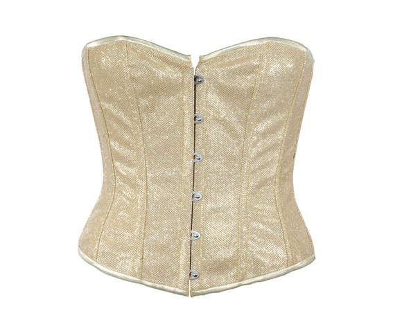 sparkling_gold_fabric_steel_boning_overbust_corset_waist_cincher_bustier_bustiers_and_corsets_5.jpg