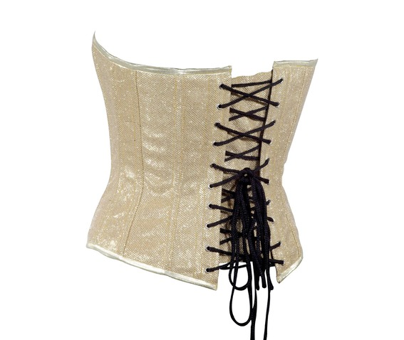 sparkling_gold_fabric_steel_boning_overbust_corset_waist_cincher_bustier_bustiers_and_corsets_3.jpg
