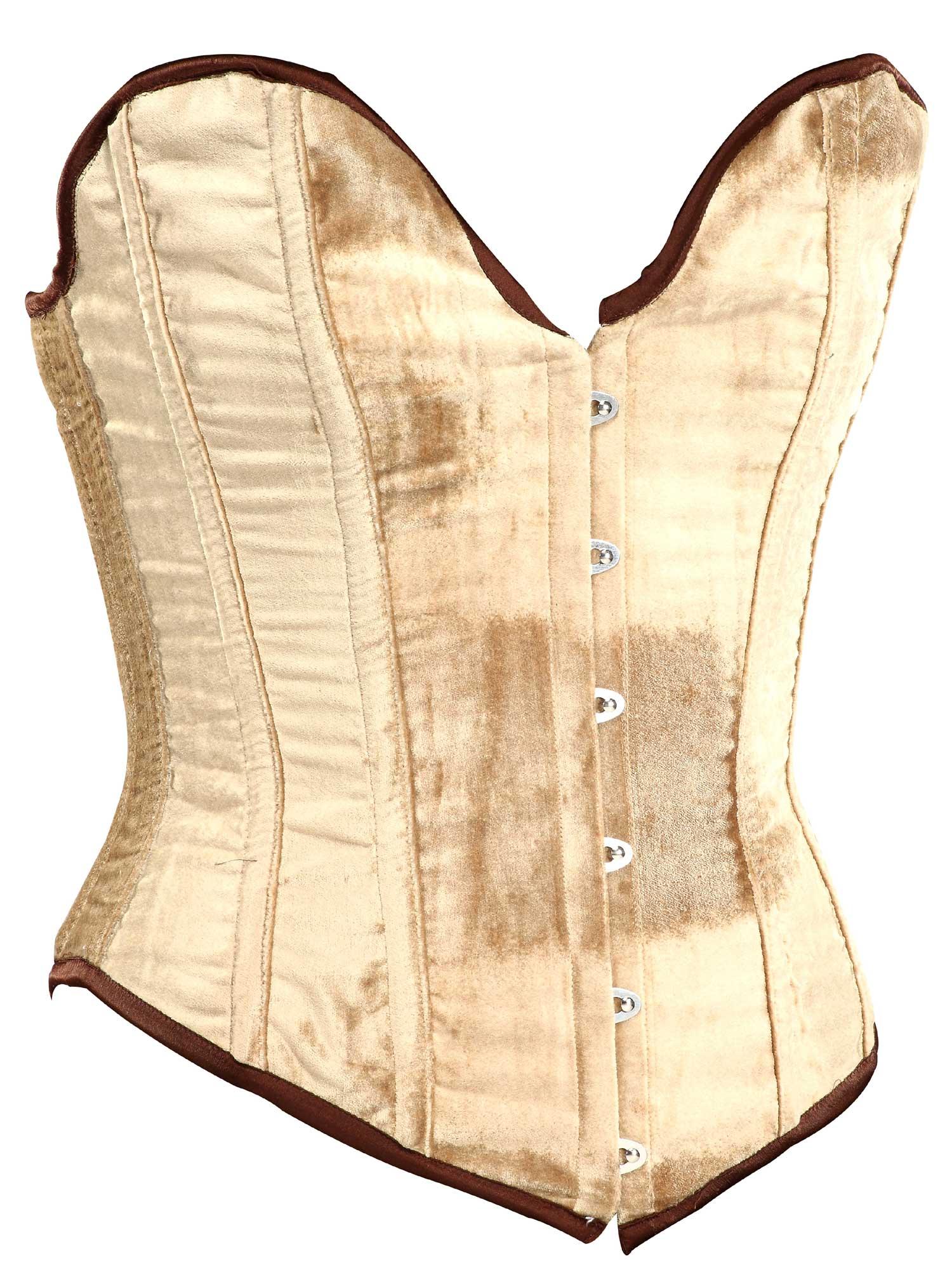 beige_velvet_fabric_steel_boning_overbust_corset_waist_cincher_bustier_bustiers_and_corsets_4.jpg