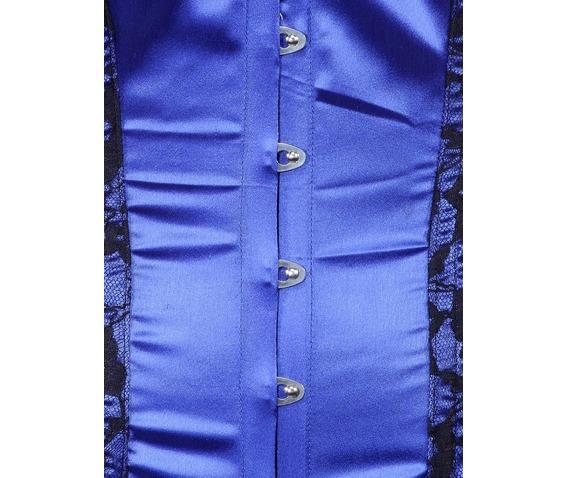 blue_satin_fabric_steel_boning_overbust_corset_waist_cincher_bustier_bustiers_and_corsets_2.jpg