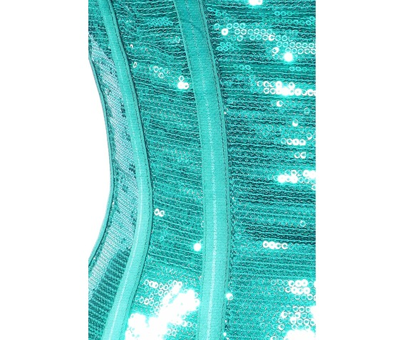 teal_sequin_fabric_steel_boning_overbust_corset_waist_cincher_bustier_bustiers_and_corsets_2.jpg
