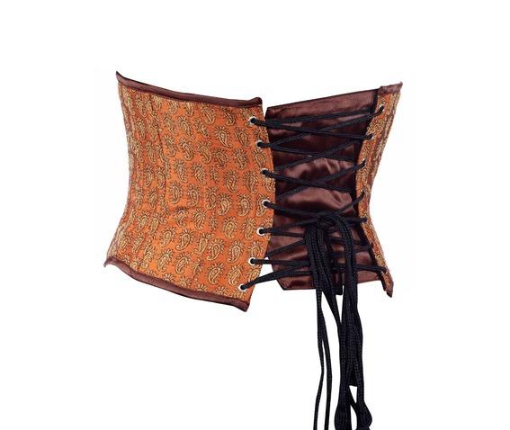 maroon_fabric_steel_boning_underbust_corset_waist_cincher_bustier_bustiers_and_corsets_3.jpg