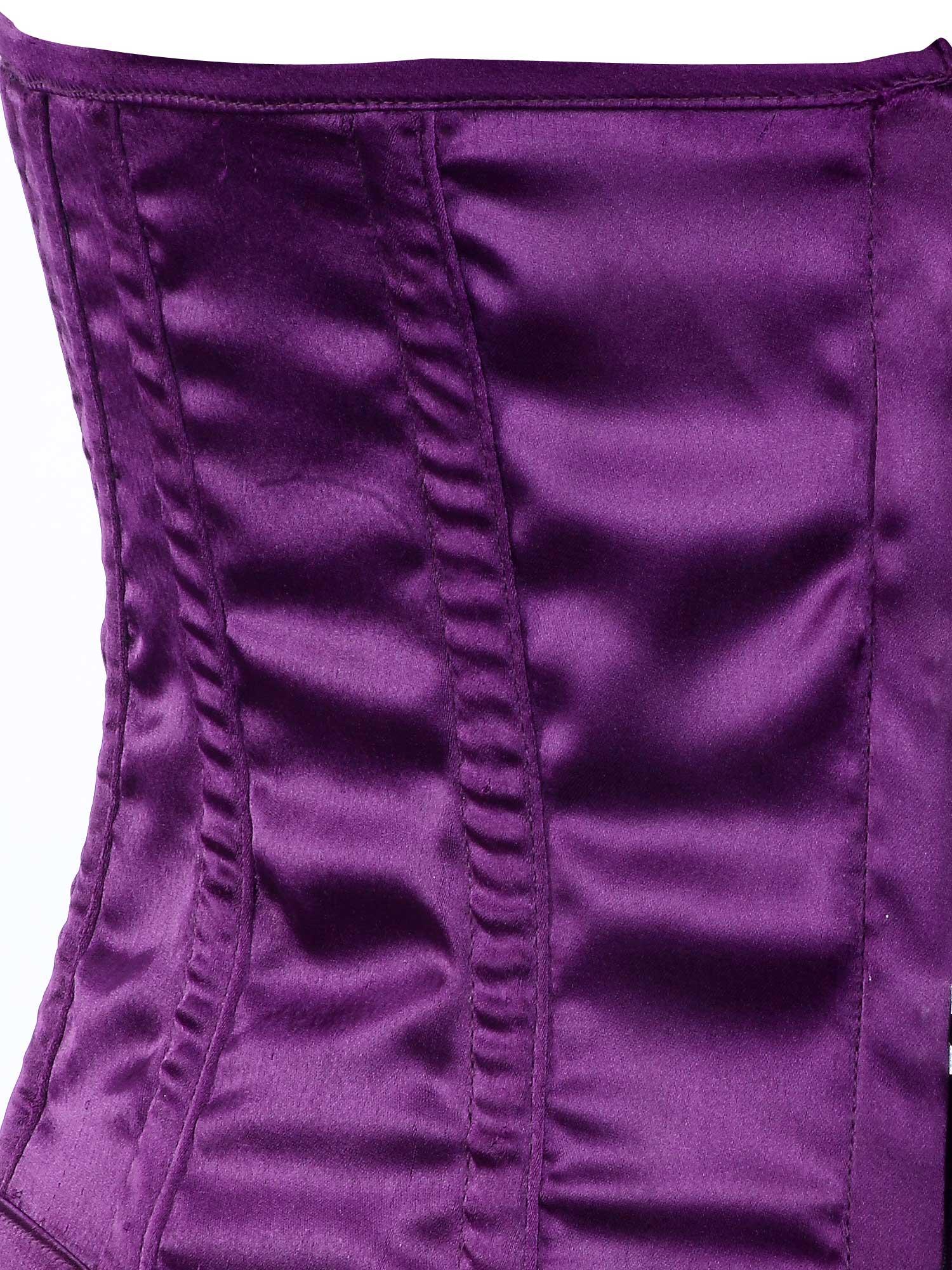 purple_satin_fabric_steel_boning_underbust_corset_waist_cincher_bustier_bustiers_and_corsets_2.jpg