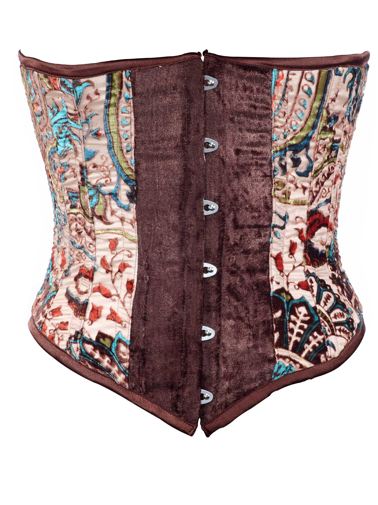 floral_velvet_fabric_steel_boning_underbust_corset_waist_cincher_bustier_bustiers_and_corsets_5.jpg