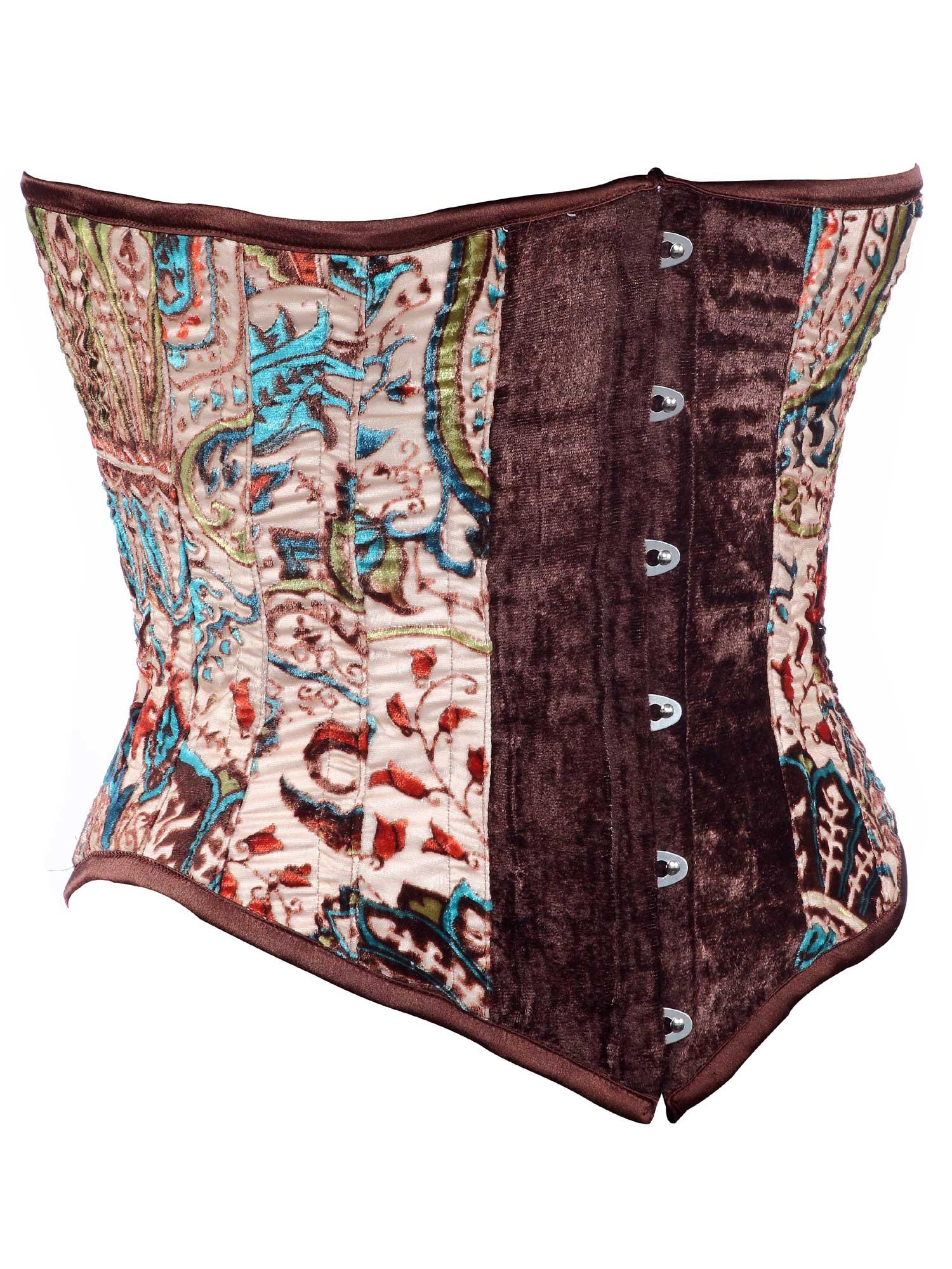 floral_velvet_fabric_steel_boning_underbust_corset_waist_cincher_bustier_bustiers_and_corsets_4.jpg