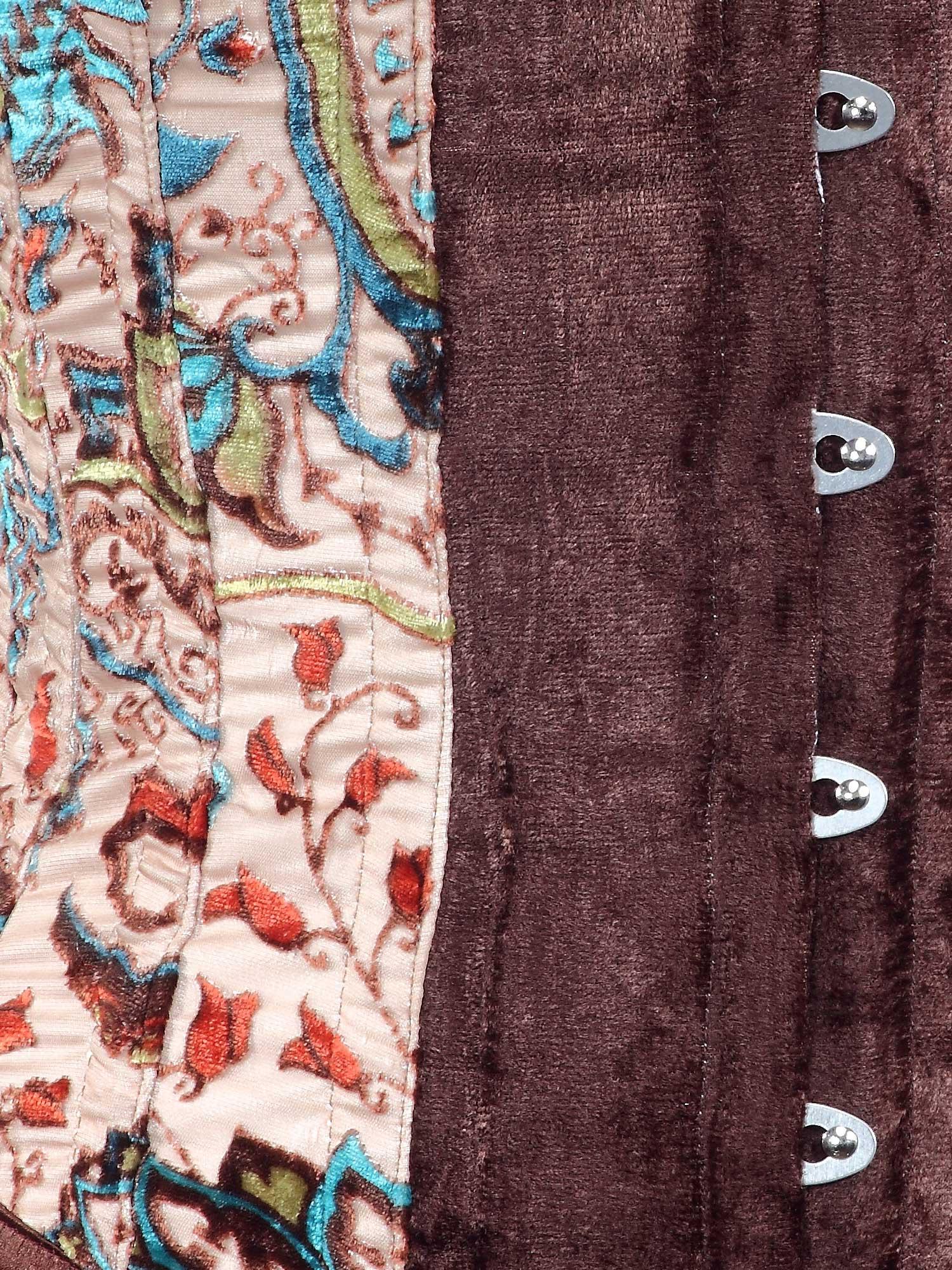 floral_velvet_fabric_steel_boning_underbust_corset_waist_cincher_bustier_bustiers_and_corsets_2.jpg