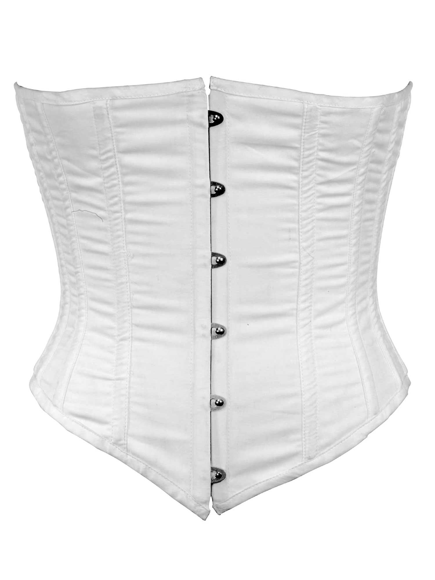 white_fabric_steel_boning_underbust_corset_waist_cincher_bustier_bustiers_and_corsets_5.jpg