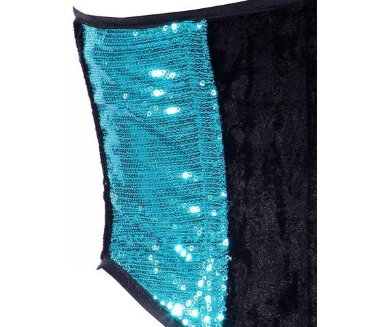 blue_and_black_sequin_fabric_steel_boning_underbust_corset_waist_cincher_bustier_bustiers_and_corsets_2.jpg