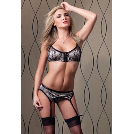Coquette Suspenders (Main Collection Cq1026)