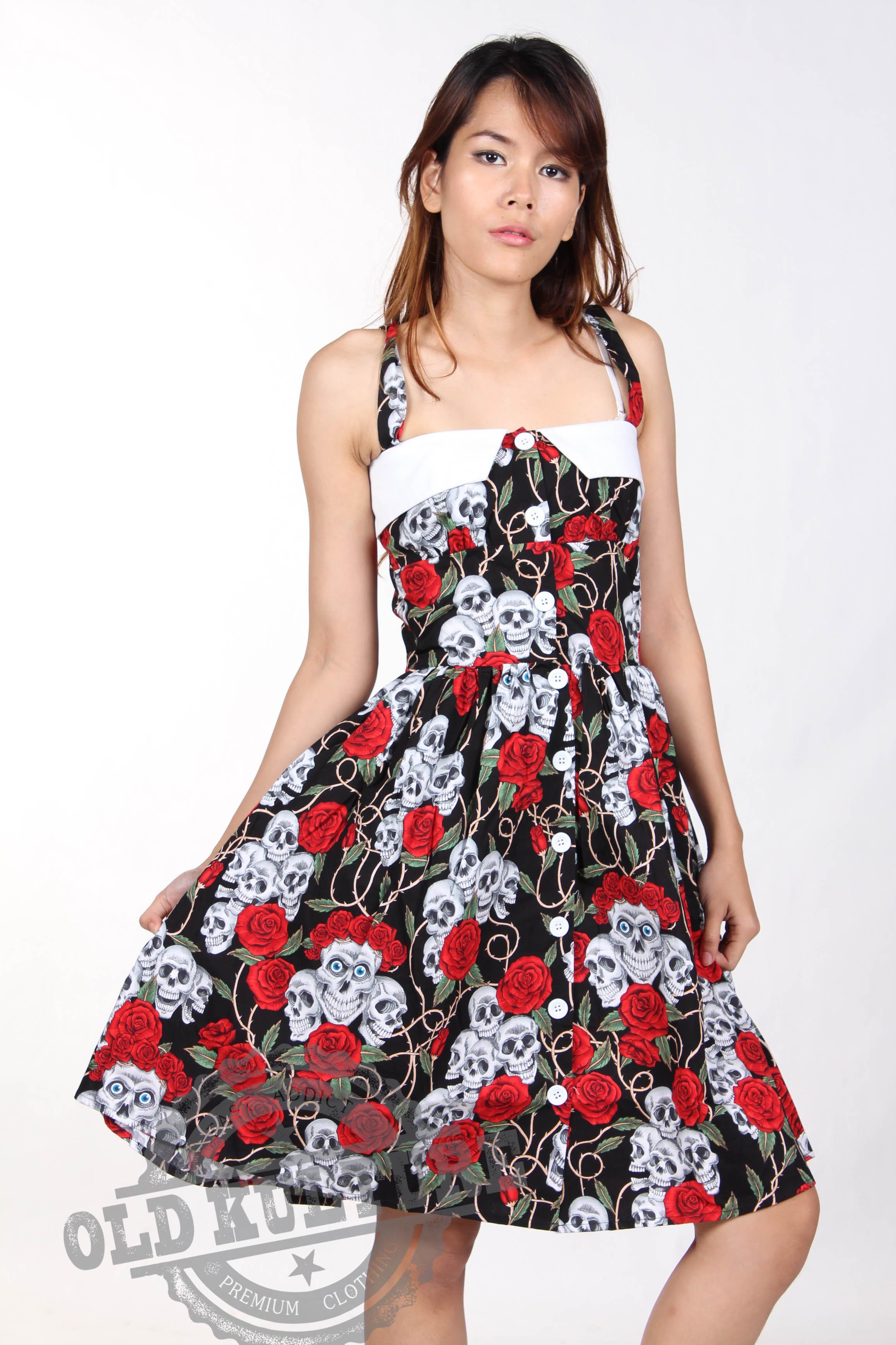 rockabilly_women_dress_skull_roses_retro_vintage_pin_up_cocktail_prom_party_unique_design_d23_dresses_5.JPG