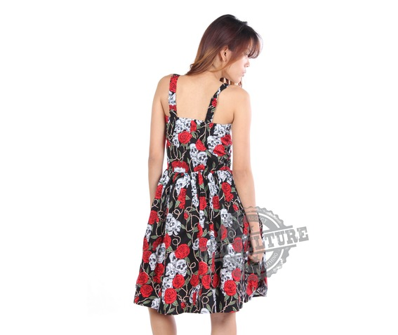 rockabilly_women_dress_skull_roses_retro_vintage_pin_up_cocktail_prom_party_unique_design_d23_dresses_2.JPG