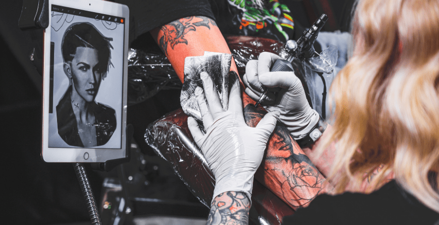 Getting Inked For the First Time?  Here's What You should Know...