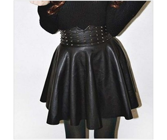 riveted_studded_flared_high_waist_black_faux_leather_punk_gothic_miniskirt_skirts_5.JPG