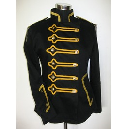 Kendall Military/Band Style Jacket