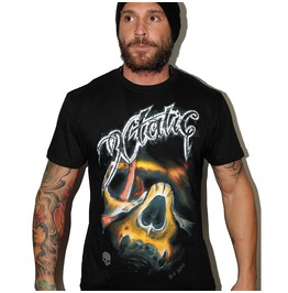 Xtatic Wear Skull Art Tee