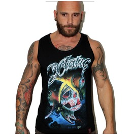 Xtatic Wear Gypsy Art Tank Top