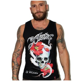 Xtatic Wear Vezhdin Bg Art Tank Top