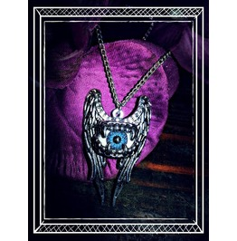 Angelwings Eyes Necklace