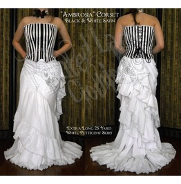 """Reversible """"Ambrosia"""" Bustier Lady Marmalade Collection"""