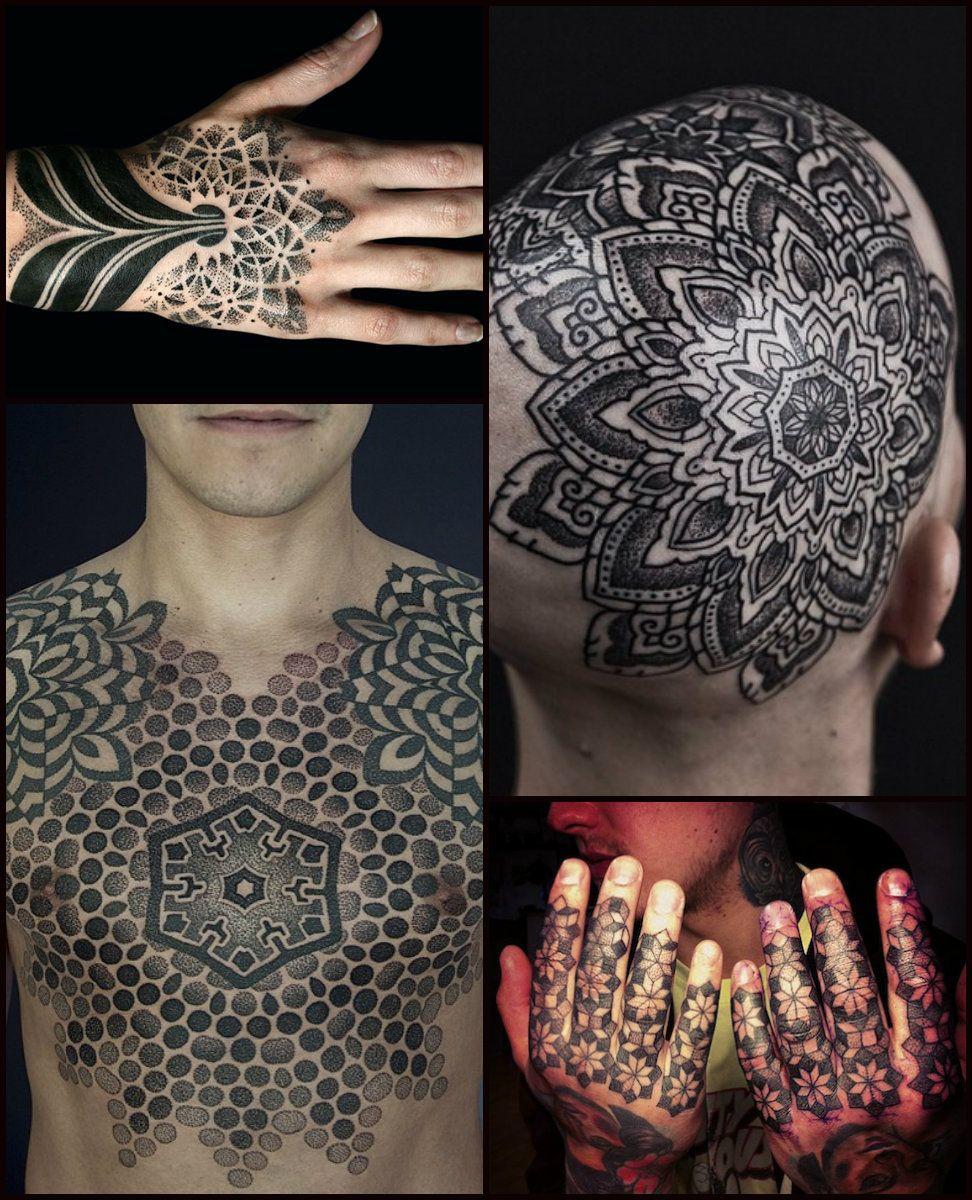 Artist Spotlight  Nazareno Tubaro Tattoo Artist