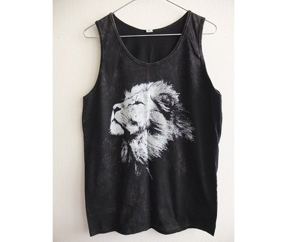 lion_animal_stone_wash_vest_tank_top_m_shirts_3.jpg